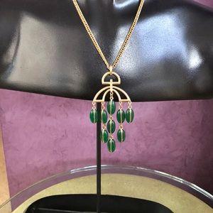 Jewelry - Vintage art deco style necklace